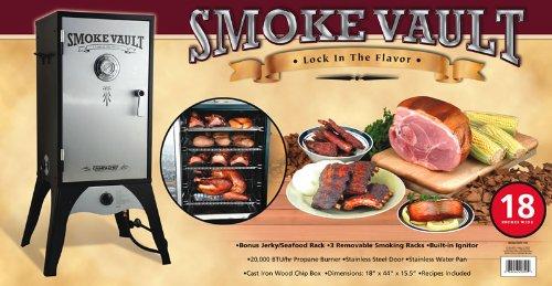 Best Gas Smoker
